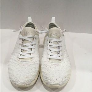 APL Phantom Loom White Sneakers 7.5
